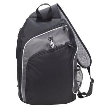 One Shoulder Strap Tablet Bag With Water Bottle Pocket Single Bags
