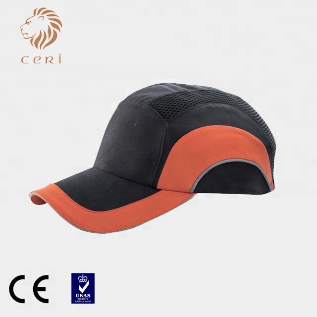 c98ba8acc12 Adults Safety Helmet Bump Baseball Cap