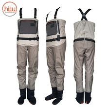Breathable กันน้ำ Fly Fishing Waders