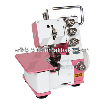 FN2-4DB four thread Household home fur brother second hand operated overlock taking sewing machine for sale