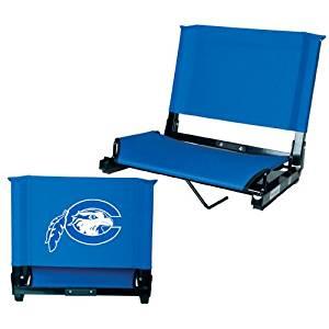 Chowan Stadium Chair Royal 'C Hawk'