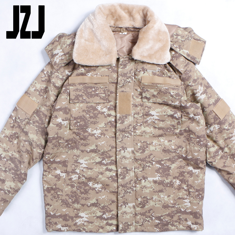 Hot selling plain blank winter windproof M65 jacket military uniform