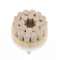 Professional Durable 50mm Polishing Cleaning Abrasive Brush with Handle High Quality And Efficiency