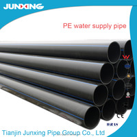DN20mm-1600mm SDR17 hdpe corrugated plastic tubing suppliers