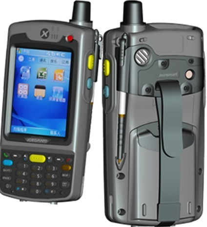 rugged android device mobile data terminal Xsmart10 PDA handheld barcode scanner with Wifi/RFID/GPRS/3G