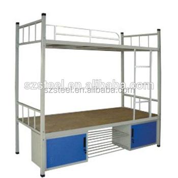 College Dorm Cots Iron Steel Metal Loft Beds And Bunk Beds Buy