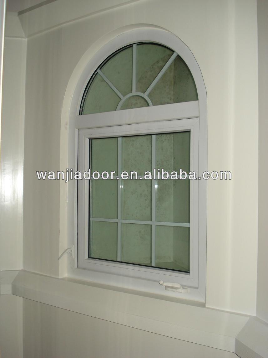 Interior Arch Top Window Design