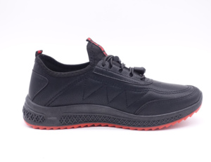 Custom PVC injection sports shoes for men