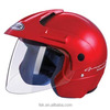 Open Face Helmet Motorcycle With Various Colors Choice