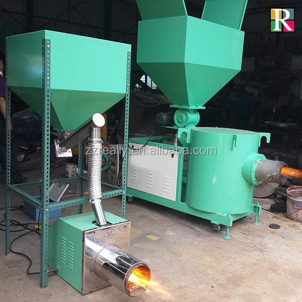 environmental friendly pellet stove biomass pellet burner