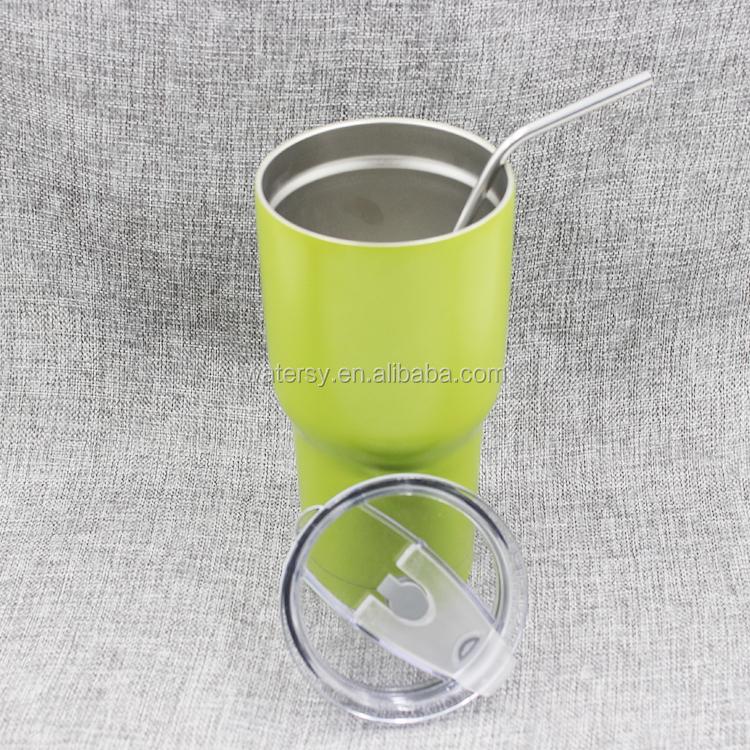 Milieuvriendelijk Rvs Rietjes Straight Herbruikbare Metalen Rietjes