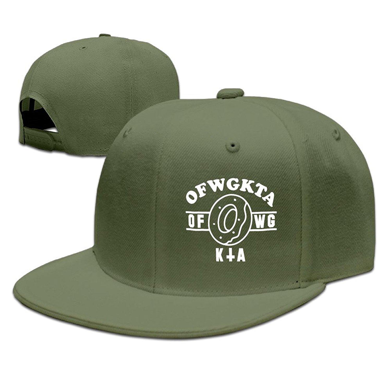 Buy AAWODE Kids OF Odd Future Plain Adjustable Snapback Hats Caps in ... aa898e01ef5