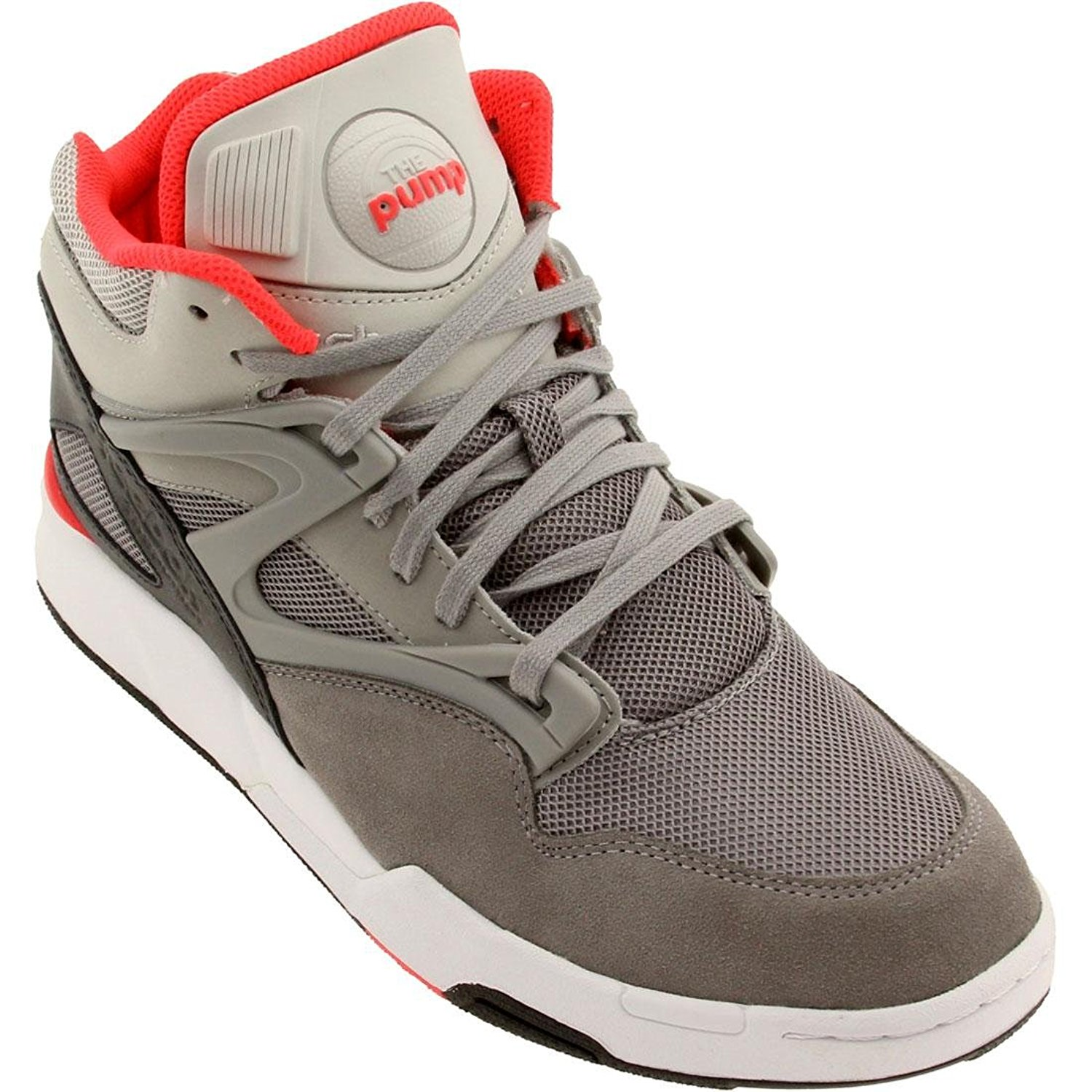 b6a3008130b8 Get Quotations · Reebok Pump Omni Lite Basketball Men s Shoes Size