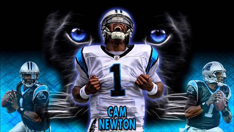 9707572b Buy Cam Newton Carolina Panthers Poster Photo Limited Print NFL ...