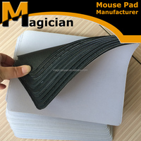 China factory wholesale 3mm blank rubber mouse pad roll material for printing
