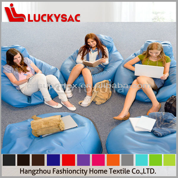 multicolor water resistant bean bag sofa furniture