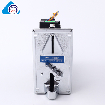 Wholesale Price Coin Acceptor For Electrolux Washer,Coin Acceptor For  Makeup Kiosk - Buy Coin Acceptor For Electrolux Washer,Coin Acceptor For  Makeup