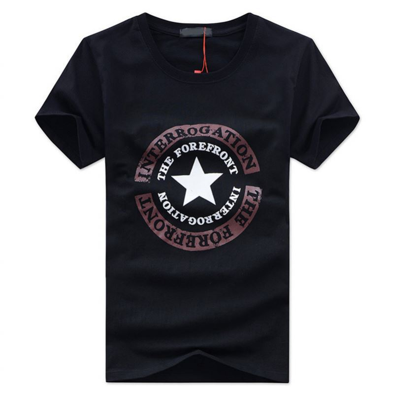New arrival new fashion china Manufacturers printing on t-shirts at home for boy