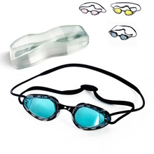 Men and Woman Fashion Swimming Glasses Funny Swimming Goggles For Asian