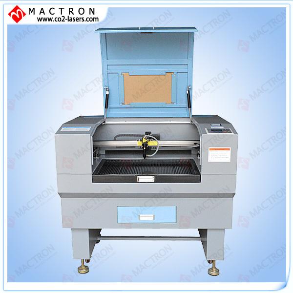 silver laser cutting machine