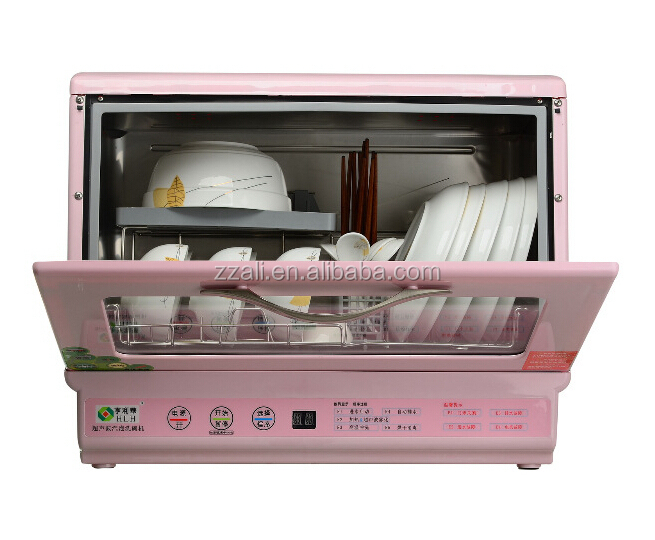 2015 Top Sale Automatic Desktop Dishwasher New Technique