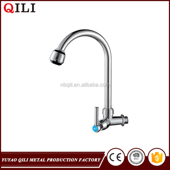 Different kinds of concinnity single lever kitchen faucet for Different types of kitchen faucets