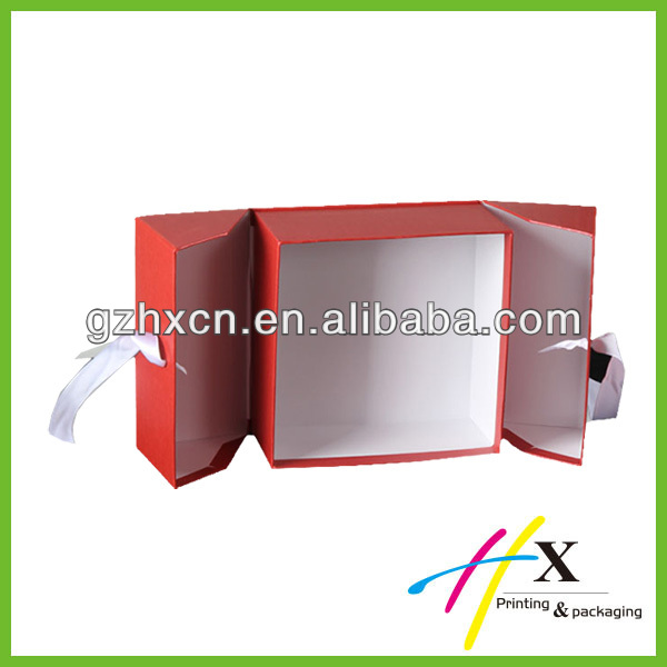 2014 China house shape gift box packaging/gift box packing