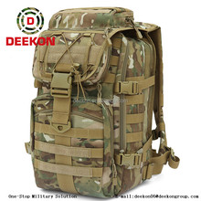 Best Selling Large Army Backpack Ployester Military Tactical Backpack 3 Day Assault Packs for Camping Hiking Travel