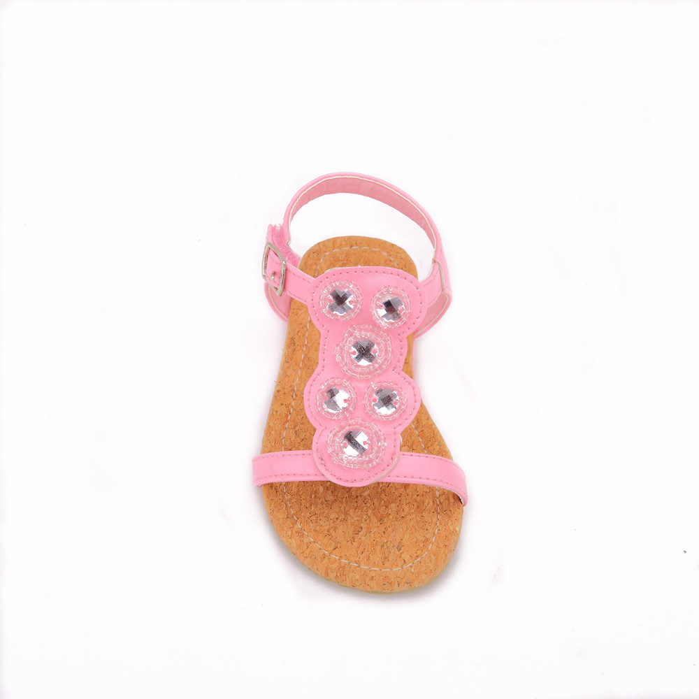 1643d1831fde3 Good Quality Baby Diamond-ironing Shoes Children Cute Sandals - Buy ...