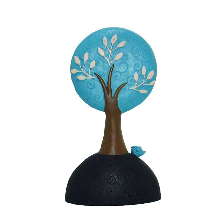 Unique Indoor Wall Decoration Souvenir Gift for Family Resin Landscape Bonsai Accessories Resinn