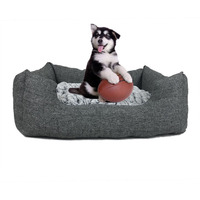 Yangyang Pet 2019 New Cheap Designed innovative products Super Soft Plush Pet Dog Bed