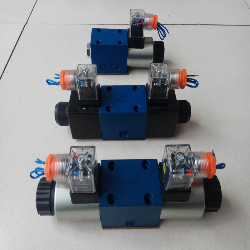 China suppliers pilot relief valve overflow valve hydraulic parts
