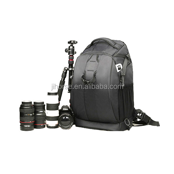 China Supplier Travel Photography Backpack Camera Bag