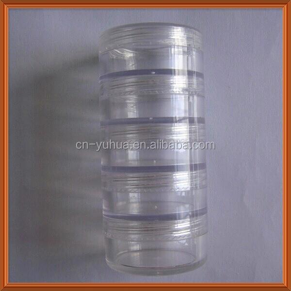 China beste verkopen plastic waterdichte kleine ronde for Plastic doosjes