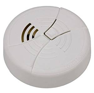 Zone Shield C1542 Additional Smoke Detector with SleuthGear Covert Camera