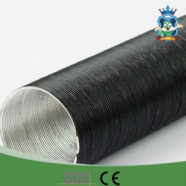Colorido flexible conducto conducto de aluminio del motor - Tubo flexible aluminio ...