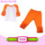 2017 Fancy design fall girls clothing set turkey wholesale children clothes Halloween outfits for girls