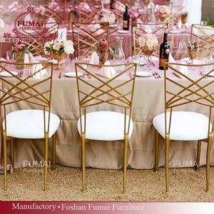 Stacking chiavari aluminum indian wedding chairs cheap chiavari chair