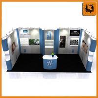 art show display racks, portable trade show booth