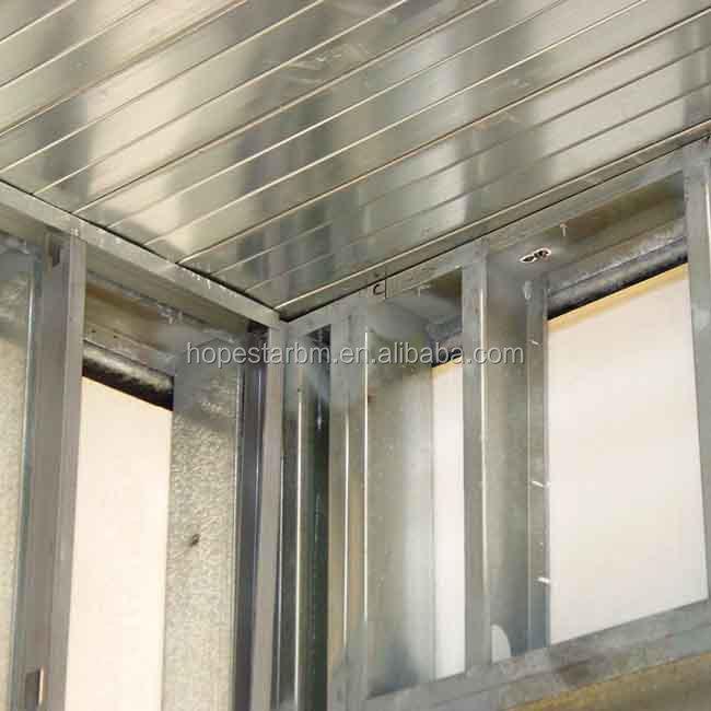 Interior metal framing Non Load Bearing Interior Metal Framinglight Gauge Metal Stud Framingconstruction Building Material Buy Interior Metal Framinglight Gauge Metal Stud Framing Lee Drywall Inc Interior Metal Framinglight Gauge Metal Stud Framingconstruction