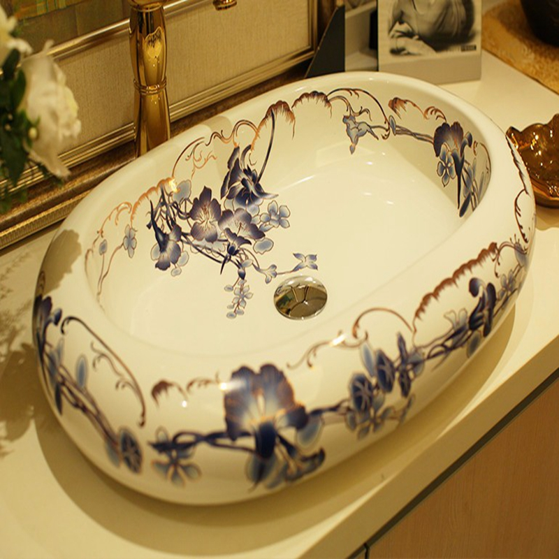 Elegant Restaurant Bathroom Sinks, Restaurant Bathroom Sinks Suppliers And  Manufacturers At Alibaba.com