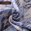 Jacquard Stain Resistant Upholstery 100 Polyester Sofa Fabric