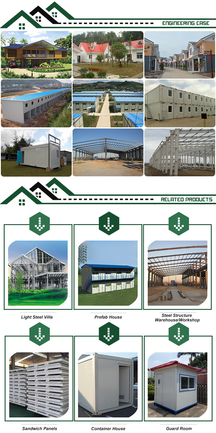 DESUMAN quality assurance SGS Movable steel dome house