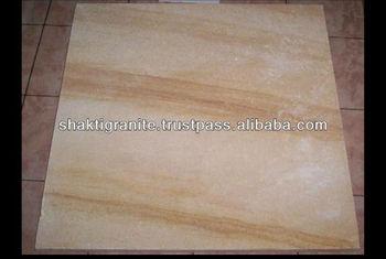 Teakwood piastrelle in pietra arenaria in legno di teak teakwood