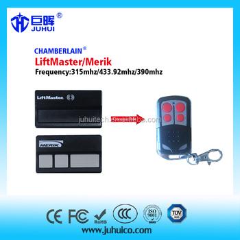 Garage Door 315 Mhz Wireless Rf Remote Control Compatible With