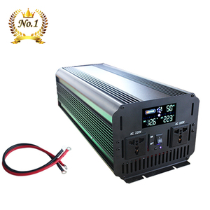 off grid dc to ac solar inverter 3000w 12v 220v 3kw 24v 3000 watt pure sine wave inverter