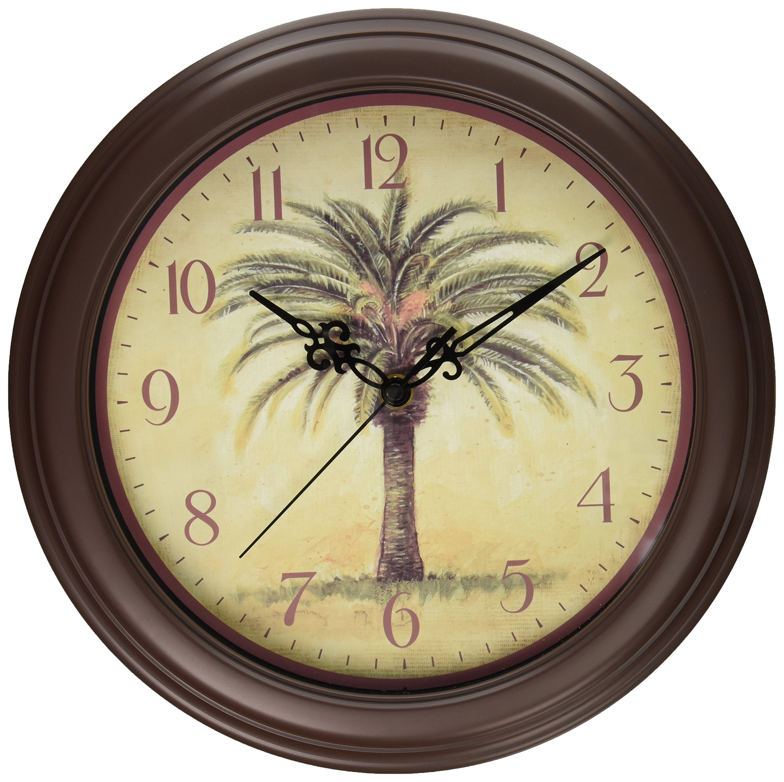 Cheap Palm Tree Wall Clock, find Palm Tree Wall Clock deals on line ...