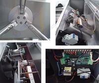 Bridge Round Head Angle Security Mechanical Entrance Control ...