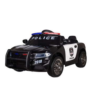 ride on police car 2019