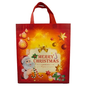 Colorful reusable folding PP non-woven bag shopping bag